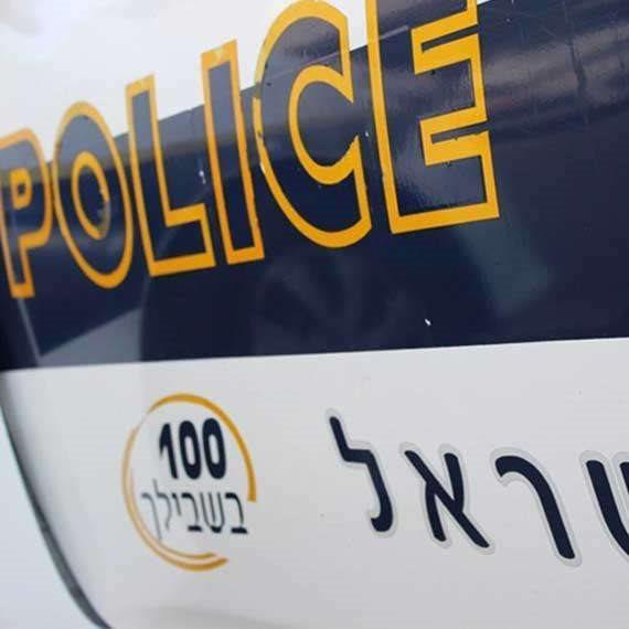 צילום ארכיון, ניידת משטרה