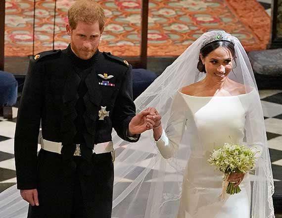 הנסיך מתחתן עם נסיכה