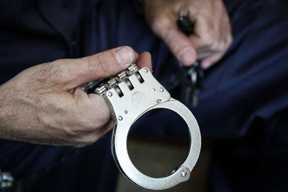 מעצר לא שגרתי