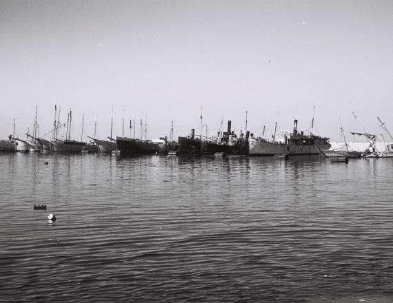 סירות מעפילים (אילוסטרציה)