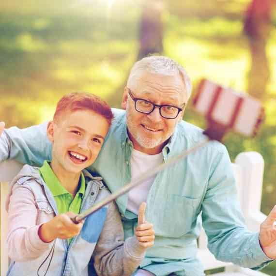 """""""הטכנולוגיה היא כלי מאוד משמעותי שיכולה לסייע לבעלי הגיל השלישי ומשפחותיהם"""""""