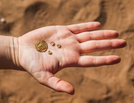 חדשות ארכאולוגיות מסעירות בגזרה הירושלמית