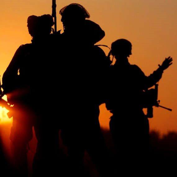 צילום ארכיון - חיילים