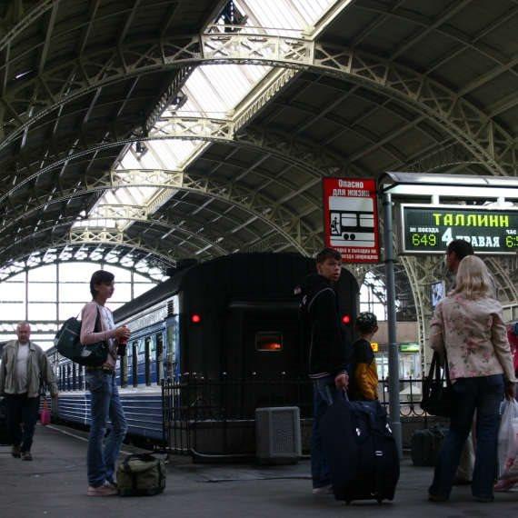 צילום ארכיון - רכבת