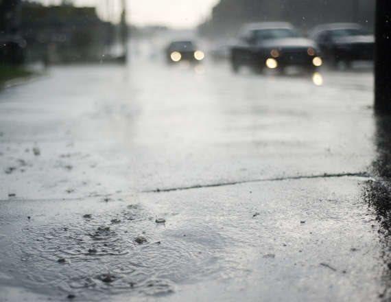 שוב הגשם