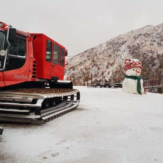 שלג קל יגיע למקומות נוספים בארץ