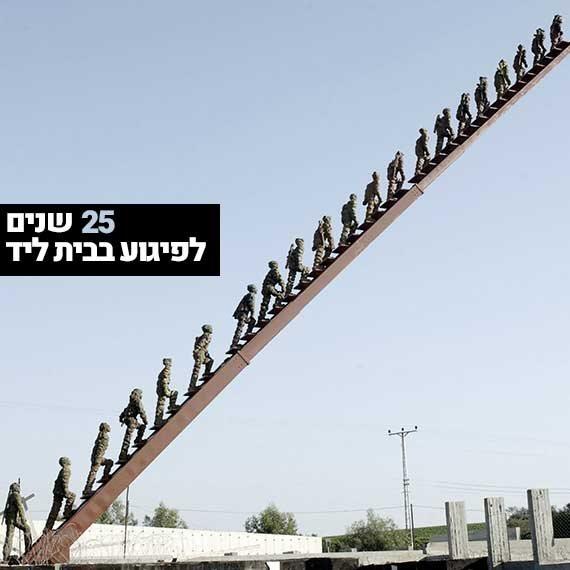 האנדרטה לזכר נרצחי הפיגוע בבית ליד
