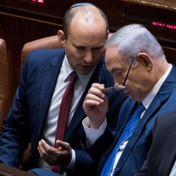 ראש הממשלה בנימין נתניהו ושר הביטחון נפתלי בנט