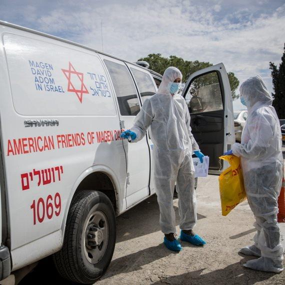 ההערכות לנגיף בישראל