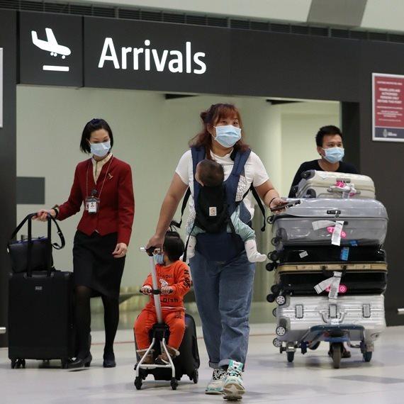 שדות התעופה והשפעת נגיף הקורונה עליהם