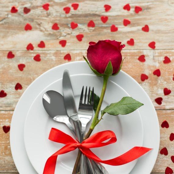 ארוחה ליום האהבה