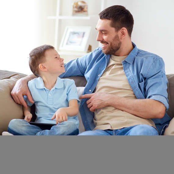 """""""אבות מצפים שיהיה להם קשר רגשי משמעותי עם הילדים"""""""