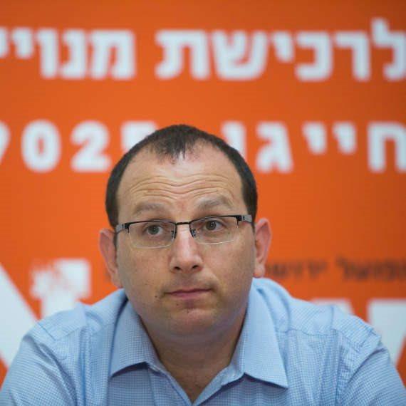 """גיא הראל, מנכ""""ל הפועל ירושלים"""