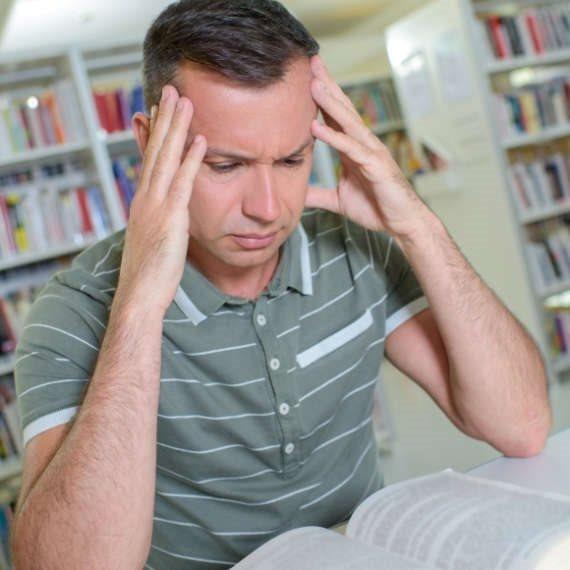"""""""יש לי כאבי ראש נוראיים"""""""