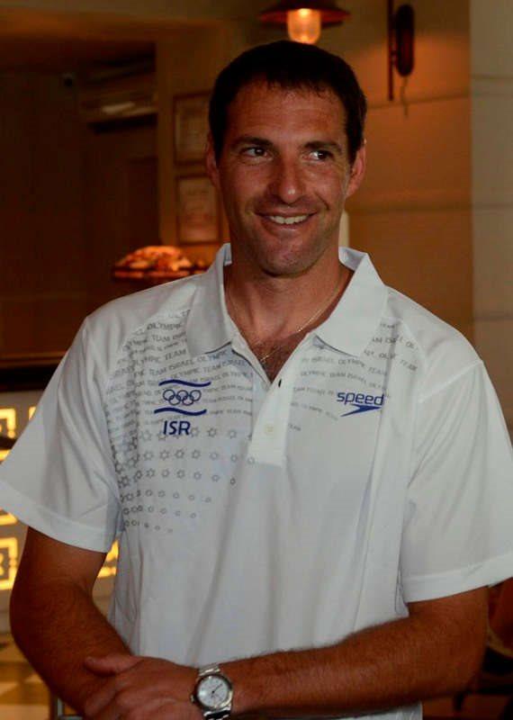 ניצחון כחול לבן. קפטן נבחרת הדייויס הישראלית יוני ארליך