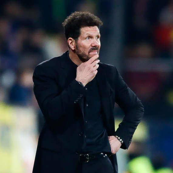 דייגו סימאונה, מאמן אתלטיקו מדריד