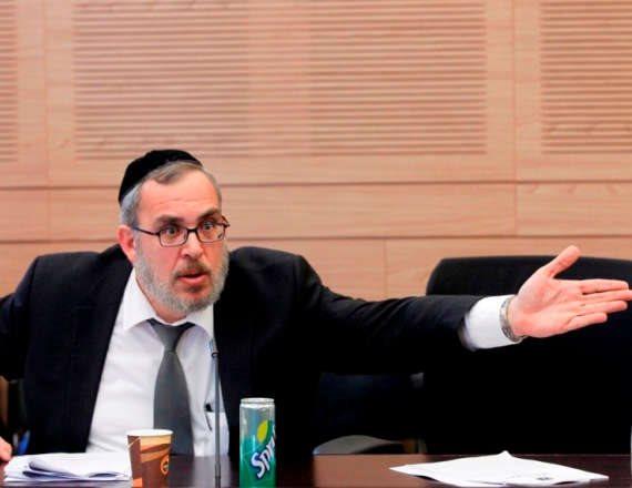 חבר הכנסת יעקב אשר
