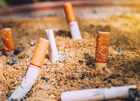 """""""אל תתחילו לעשן"""""""