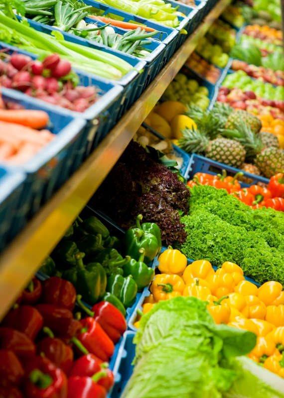 בדרך להיות סלט ירקות