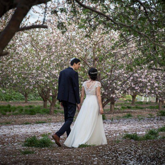 מתחתנים (ארכיון, למצולמים אין קשר לכתבה)