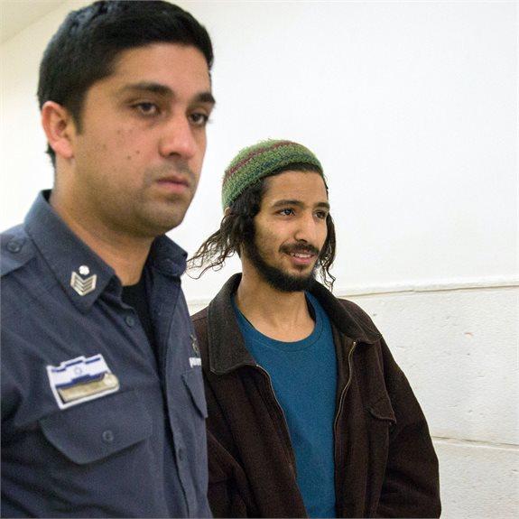 עמירם בן אוליאל, שהואשם ברצח משפחת דוואבשה