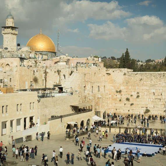 """""""משטרת ישראל לא מאשרת את ריקוד הדגלים"""""""