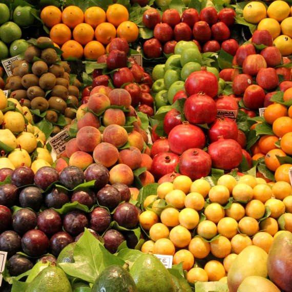 מוזמנים להזמין פירות וירקות
