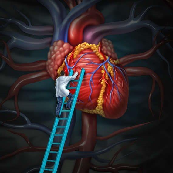 החיבור בין המחלה לבין הקושי של התפקוד הלבבי