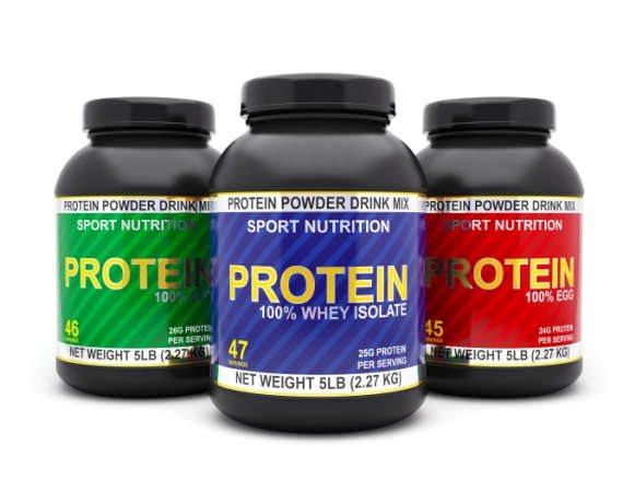 אבקת חלבון מוסיפה המון?