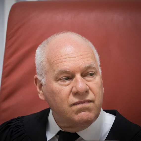 """שופט ביהמ""""ש העליון עוזי פוגלמן"""