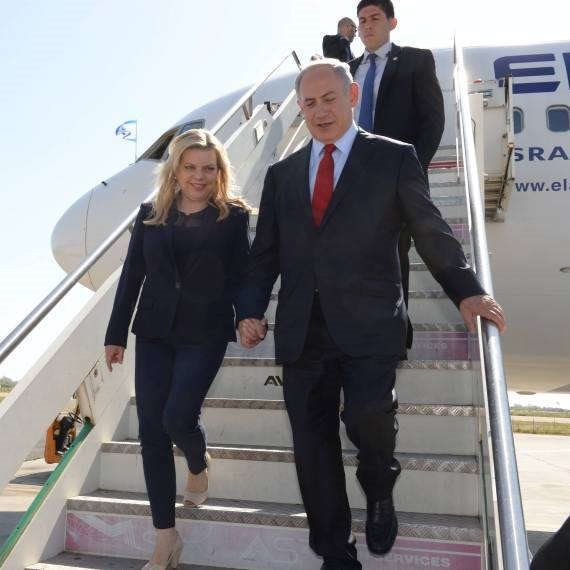 מה מסתתר במטוס של ראש הממשלה?