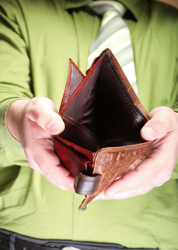נגמר למדינה הכסף?