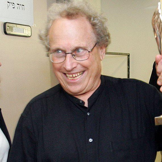דן אלמגור בשבת עברית של רדיו 103fm