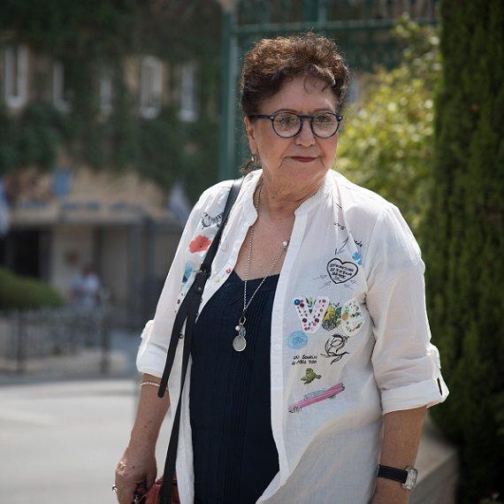 """אילנה כהן, יו""""ר התסדרות האחיות"""