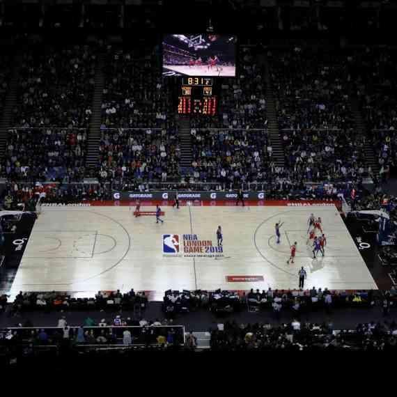 משחקי ה-NBA חוזרים