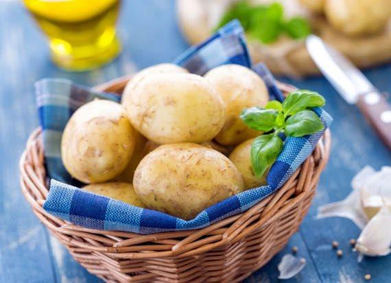 האם תפוחי אדמה טובים להעלאת המגנזיום בדם?