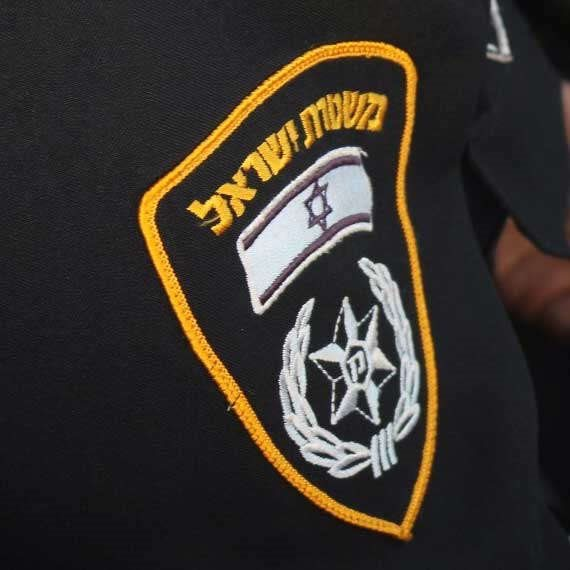 סמל מדי השוטרים