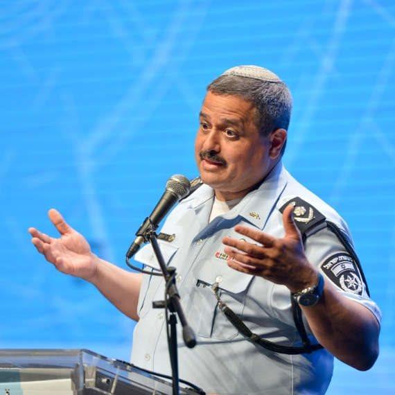 """מפכ""""ל המשטרה לשעבר רוני אלשיך"""