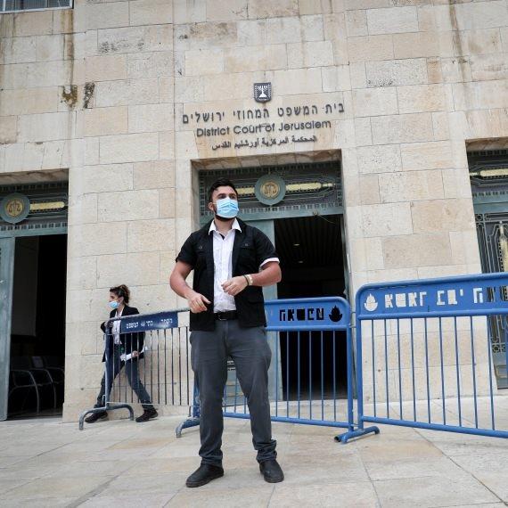 בית המשפט המחוזי ירושלים (אילוסטרציה, למצולמים אין קשר לכתבה)