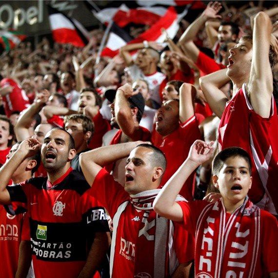 אוהדי הפועל תל אביב בכדורגל