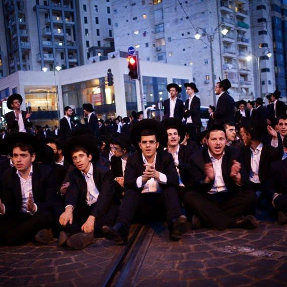 הפגנות מחאה - צילום ארכיון