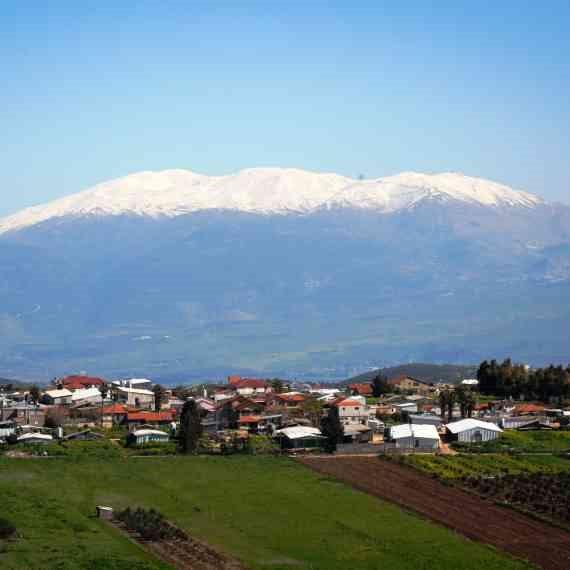 אבן גבול מלפני 1,700 שנה התגלתה בגולן