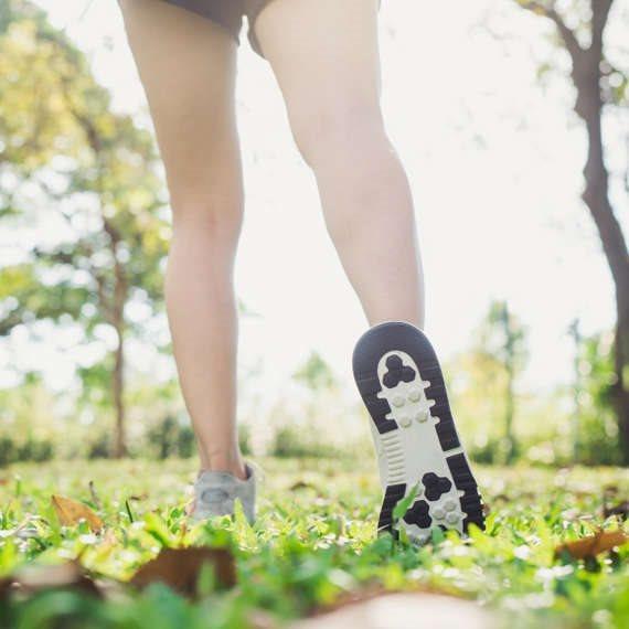 """""""הבנתי שלאנשים שיש להם עודף משקל, עדיפה הליכה מתונה"""""""