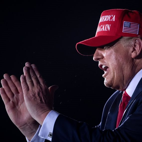 "נשיא ארה""ב הלא יוצא, דונלד טראמפ"