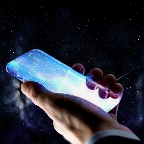 אפליקציה המסייעת לבריאות. טלפון סלולרי