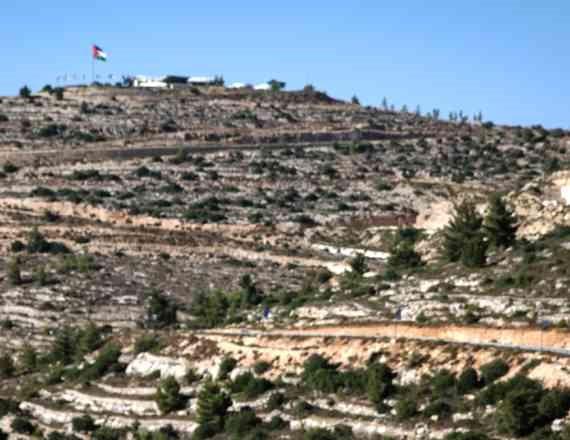 שטחי יהודה ושומרון