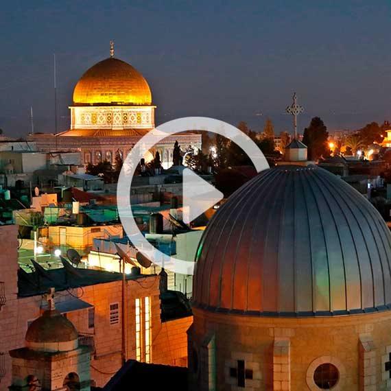 ירושלים בלילה
