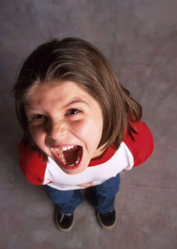 """""""יש לילדה התקפי זעם"""""""