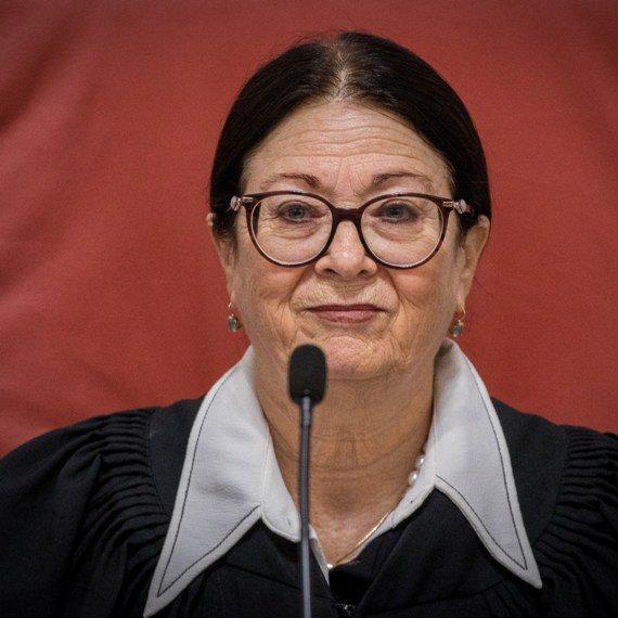 השופטת אסתר חיות