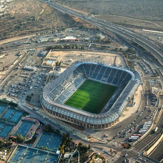 אצטדיון טדי - צילום ארכיון